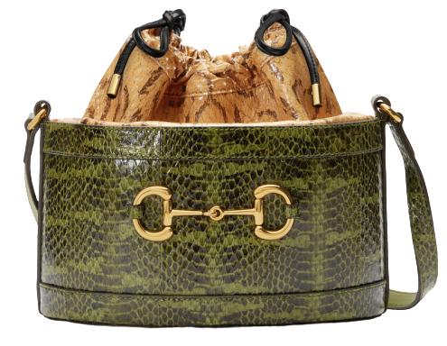 2020秋冬配件「綠」到不行!LV、Dior、Loewe...12款「深山綠」包,顯白度完勝大地色!-3