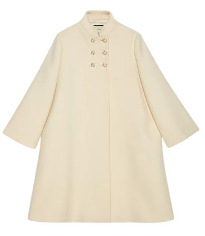 2020秋冬穿搭必備「米色大衣」,LV、Celine、Gucci...10件讓妳優雅出眾-2