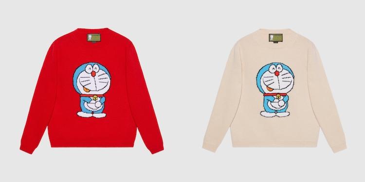 Gucci哆啦A夢聯名正式登場!水桶包 、托特包到皮夾,不是可愛,是可愛到死!-4