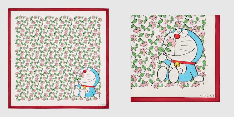 Gucci哆啦A夢聯名正式登場!水桶包 、托特包到皮夾,不是可愛,是可愛到死!-8
