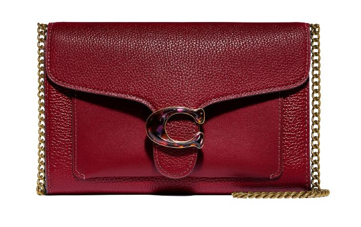 """2020秋冬包包流行""""酒红色""""!Chanel、Celine、Dior..10款不過時「酒红包」-9"""