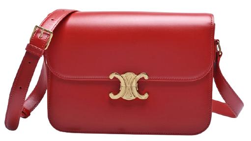 紅色包包推薦Top 10 !LV、Chanel、Celine..色彩心理學家認為「紅色」帶來好人緣!-2
