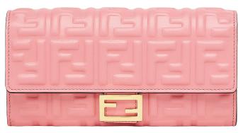 2021皮夾推薦「粉嫩系」Top 10!Chanel、LV、Gucci...Celine Triomphe櫃上詢問度超高!-1