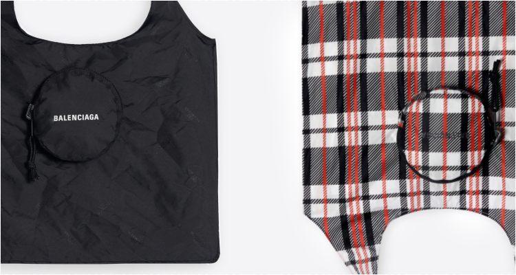 Balenciaga包包推薦這款「購物袋」!萬元隨身尼龍帆布包,買菜、逛街都時髦!-1