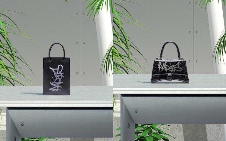Balenciaga包包推薦你「個人設計款」!秒殺托特購物包到小賈太太搶揹沙漏包,全新訂製服務首次登台!-3