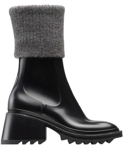 雨鞋防水更要美!LV、Dior、BV...10款時髦度百分百的精品雨鞋!-6