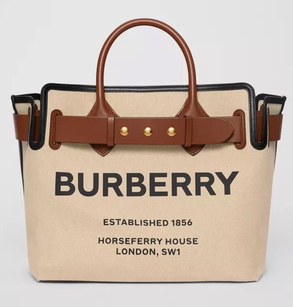 孫芸芸、Melody、許路兒都淪陷!Burberry強勢推出百搭「帆布包」,一揹瞬間減齡!-8