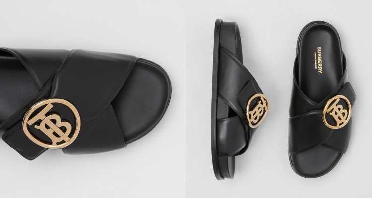 2020拖鞋一定要有大Logo!Chanel、Celine到Dior都狂推,搭配洋裝、短褲、西裝都很合理!-4