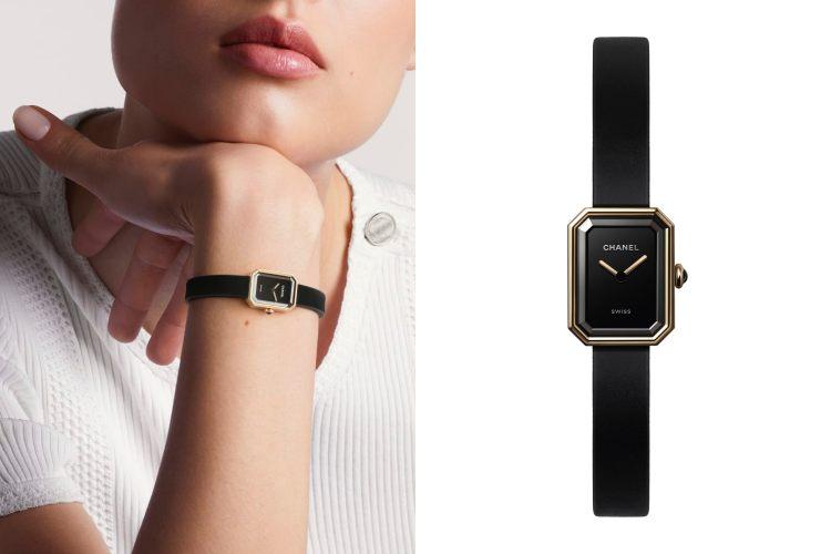 Chanel手錶首推Première!品牌第一支手錶推出山茶花吊飾新款,小香迷怎麼能不收藏?-0