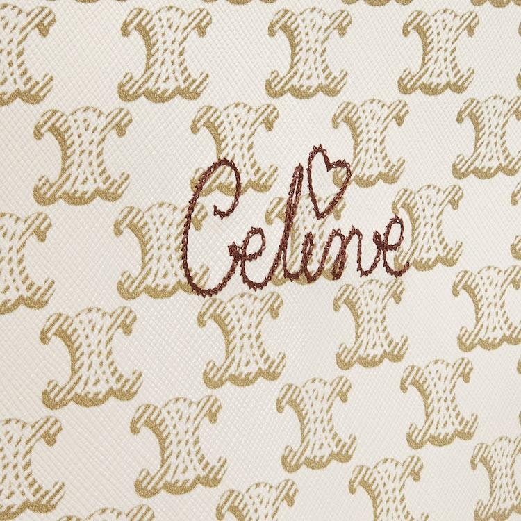 Celine老花包縫上「愛心」更難搶!BLACKPINK Lisa牛仔穿搭配的這款包準備秒殺-0