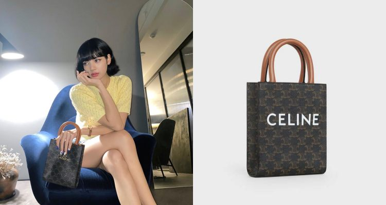 LV、Dior到Celine都搶推!連BLACKPINK的Lisa都擋不住「迷你托特包」風潮妳跟上了嗎?-0
