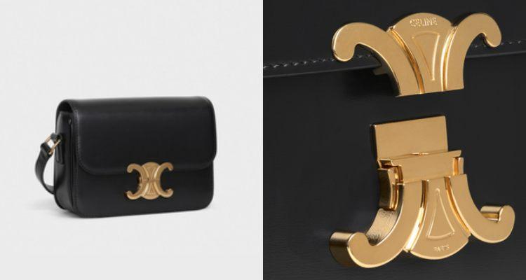 金釦包推薦Top 10 !Dior、LV、Celine、Fendi...第一款精品包怎麼買?關鍵是「黑包配金釦」-4