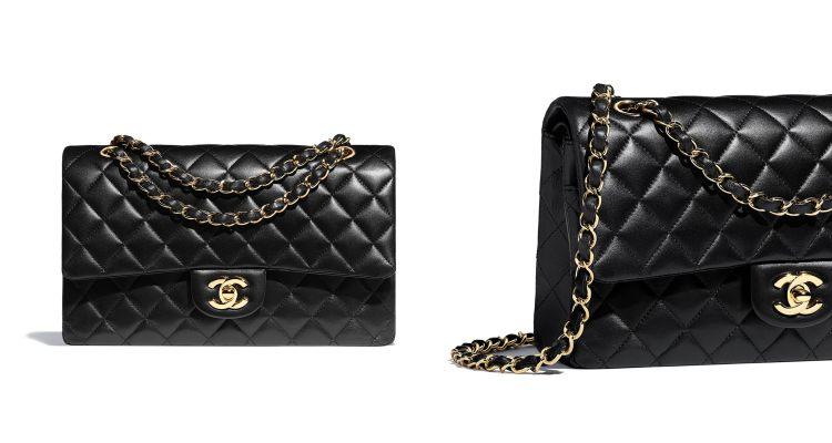 金釦包推薦Top 10 !Dior、LV、Celine、Fendi...第一款精品包怎麼買?關鍵是「黑包配金釦」-0