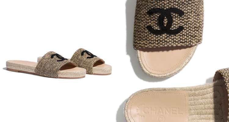 2020拖鞋一定要有大Logo!Chanel、Celine到Dior都狂推,搭配洋裝、短褲、西裝都很合理!-0