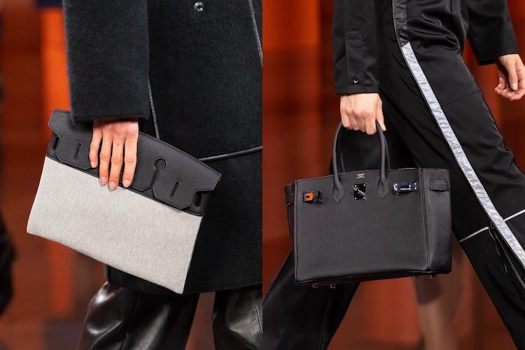 Hermès 2021秋冬大秀包包太精采!手機包、口紅掛包到變身的柏金包,下半年荷包準備失血-4
