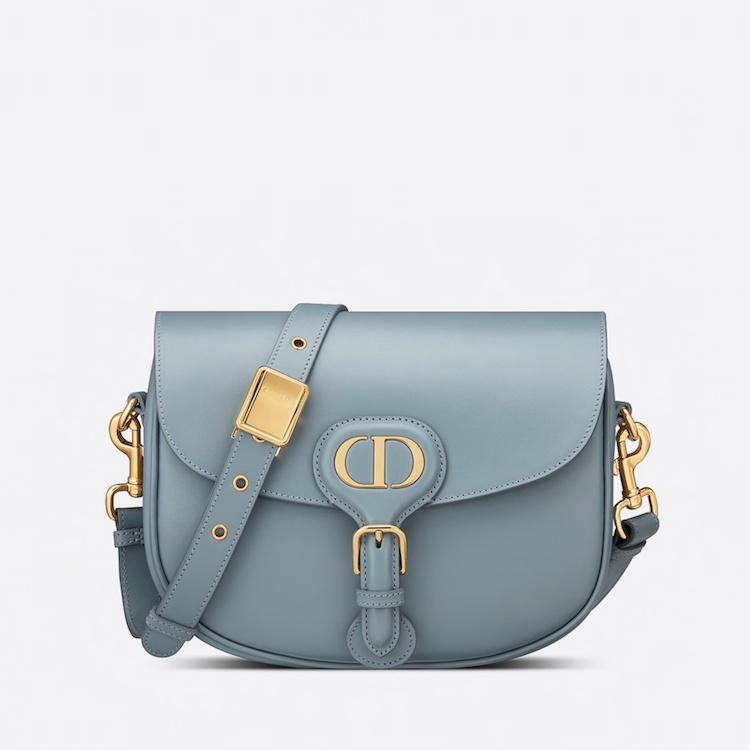 2021包包推薦 「寶寶藍」Top10!LV、Gucci、Celine..BV寬版編織郵差包櫃上很搶手!-0