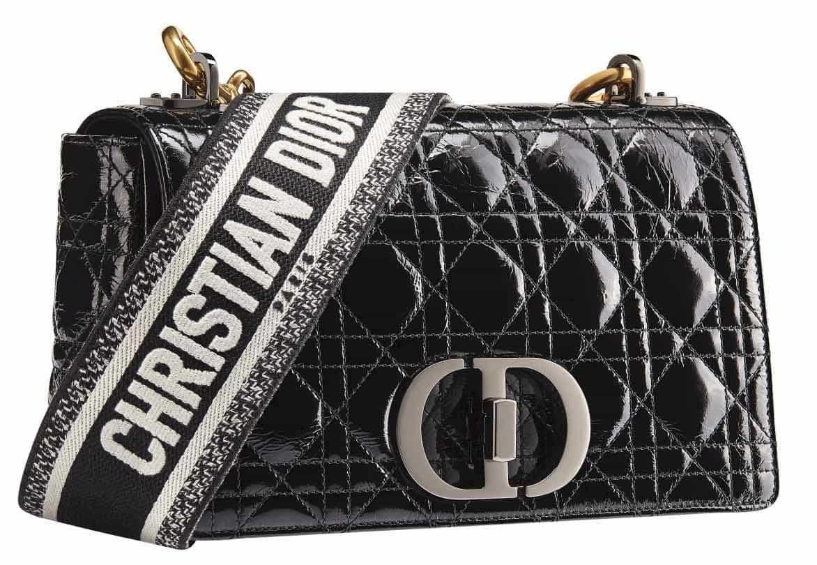 2021Dior包包保值推薦小黑包,30 Montaigne、Dior Caro....Jessica、蔡詩芸搶背同款Lady Dior-2