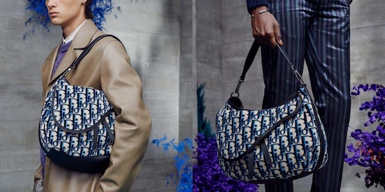 【10Why個為什麼】Dior馬鞍包、蒙田包都需要它!「Oblique老花」這10點讓男女都愛死!-9