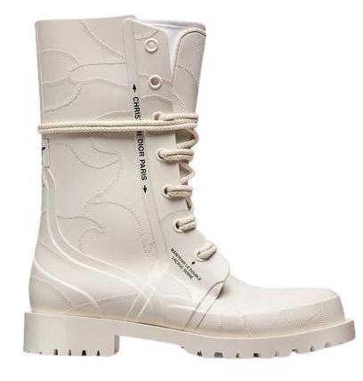 雨鞋防水更要美!LV、Dior、BV...10款時髦度百分百的精品雨鞋!-0