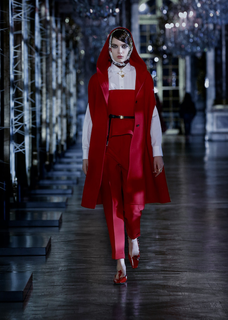Dior蒙田包穿上豹紋!2021秋冬系列5大重點,珍珠配飾絕對大賣-0