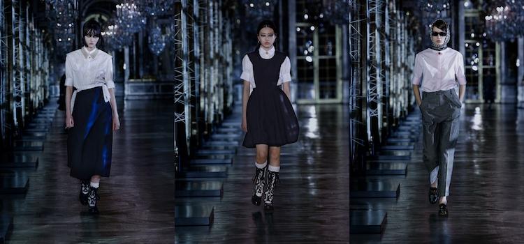 Dior蒙田包穿上豹紋!2021秋冬系列5大重點,珍珠配飾絕對大賣-3
