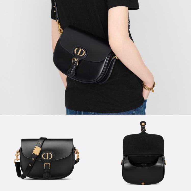 金釦包推薦Top 10 !Dior、LV、Celine、Fendi...第一款精品包怎麼買?關鍵是「黑包配金釦」-2