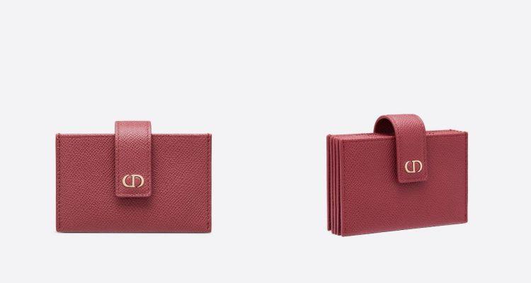 名片夾推薦Top 15!LV、Dior、Gucci...小資女年終犒賞自己就買它-2
