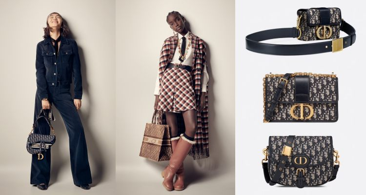 【10Why個為什麼】Dior馬鞍包、蒙田包都需要它!「Oblique老花」這10點讓男女都愛死!-7