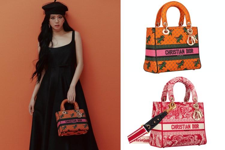 BLACKPINK智秀穿搭靠Dior這4款單品!厚底小白鞋完美比例必備,Lady D-Lite包下半年準備秒殺-3