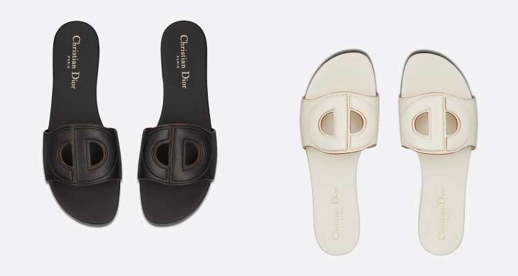 2020拖鞋一定要有大Logo!Chanel、Celine到Dior都狂推,搭配洋裝、短褲、西裝都很合理!-1