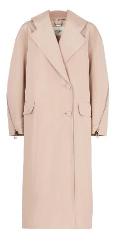 2020秋冬穿搭必備「米色大衣」,LV、Celine、Gucci...10件讓妳優雅出眾-1