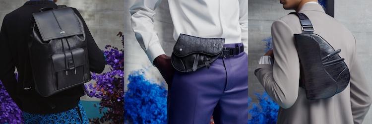 【10Why個為什麼】Dior馬鞍包、蒙田包都需要它!「Oblique老花」這10點讓男女都愛死!-10