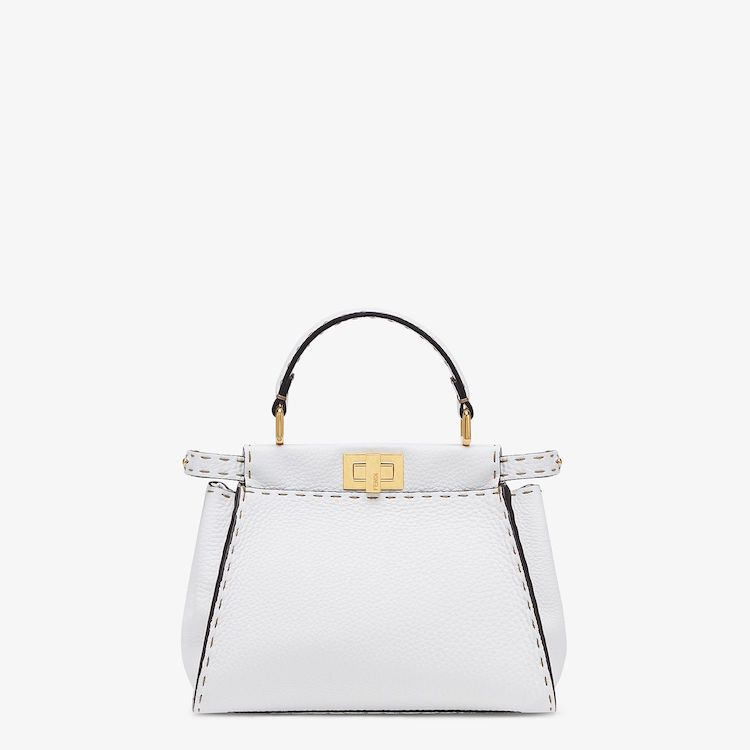 白色方包推薦Top10!Chanel、Dior、LV....百搭又經典,第一款精品包就選它!-2