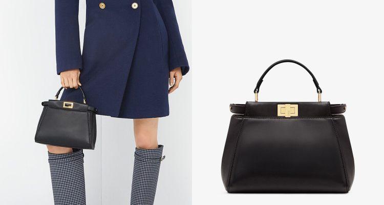 金釦包推薦Top 10 !Dior、LV、Celine、Fendi...第一款精品包怎麼買?關鍵是「黑包配金釦」-3