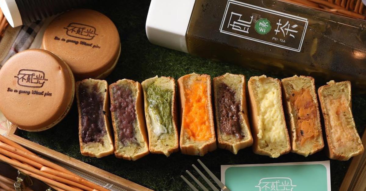 UberEats台北甜點推薦這5間!「不貳光車輪餅」曾獲總統府欽點,「來特冰淇淋」30多種口味吃不膩-3