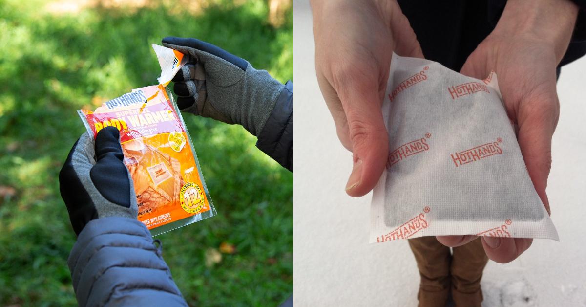 """暖暖包用法避開4大錯誤!不要跟99%一樣都用""""搓的"""",然後用完先別丟!-0"""