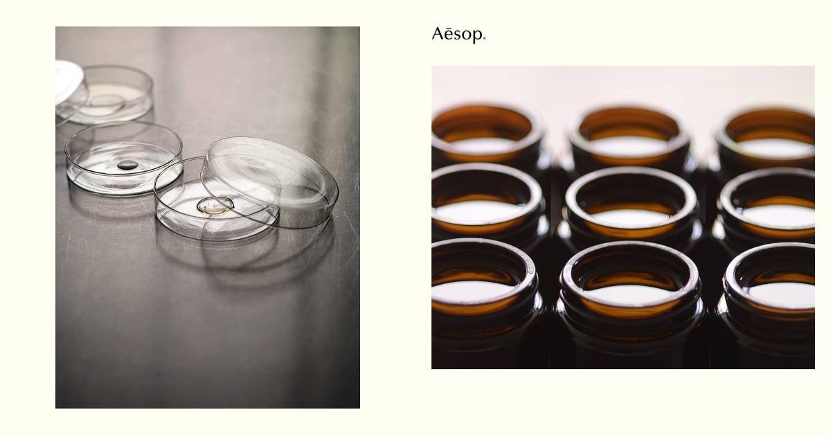 【妝同學上課6】Aesop為什麼長紅34年?7大重點解密成功基因,藥罐設計竟是為了「防曬」?-4