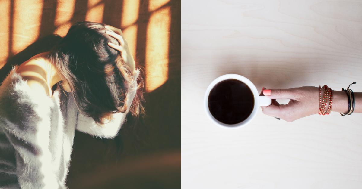 一天可以喝幾杯咖啡?營養師曝「咖啡因過量8大警訊」!不一定提神,還可能越喝越累-1
