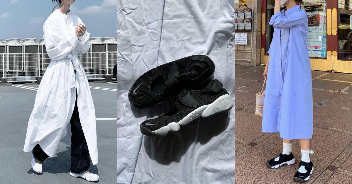 2021分趾鞋引領新潮流!日系流行風靡櫻花妹,人氣單品引發瘋搶購!-2