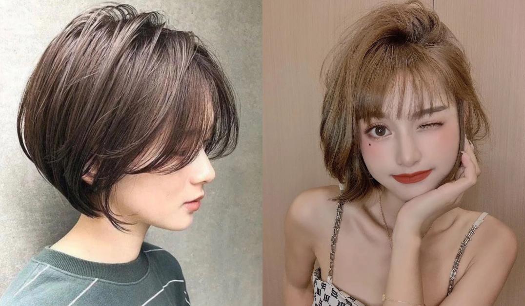 """短髮燙髮造型2021年3大趨勢!BLACKPINK Lisa髮型不夠看,顯小臉必備""""空氣捲""""-1"""