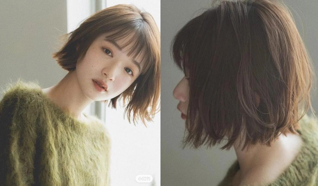 """短髮燙髮造型2021年3大趨勢!BLACKPINK Lisa髮型不夠看,顯小臉必備""""空氣捲""""-2"""