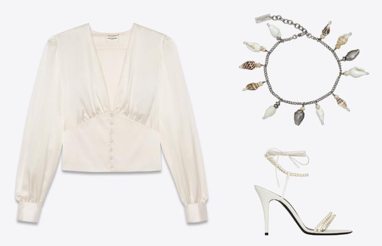 2021年春夏流行關鍵字是「珍珠光」,Chanel、Celine ...6大品牌強推珍珠設計,H&M年度聯名上架就秒殺-2