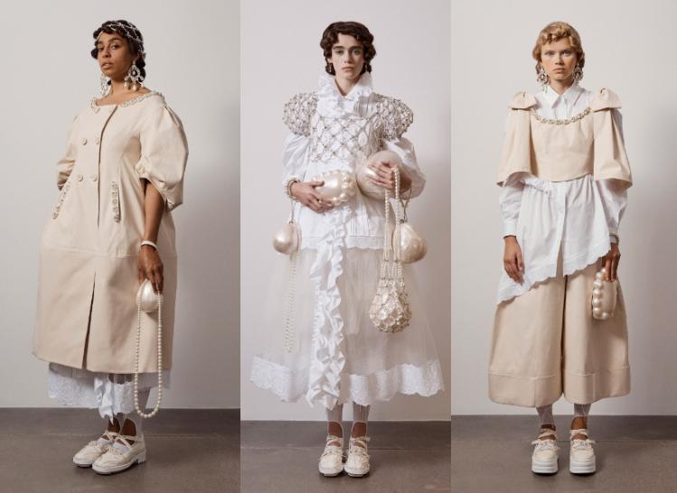 2021年春夏流行關鍵字是「珍珠光」,Chanel、Celine ...6大品牌強推珍珠設計,H&M年度聯名上架就秒殺-0