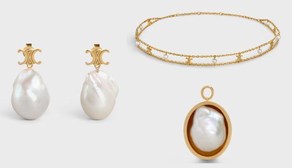 2021年春夏流行關鍵字是「珍珠光」,Chanel、Celine ...6大品牌強推珍珠設計,H&M年度聯名上架就秒殺-3