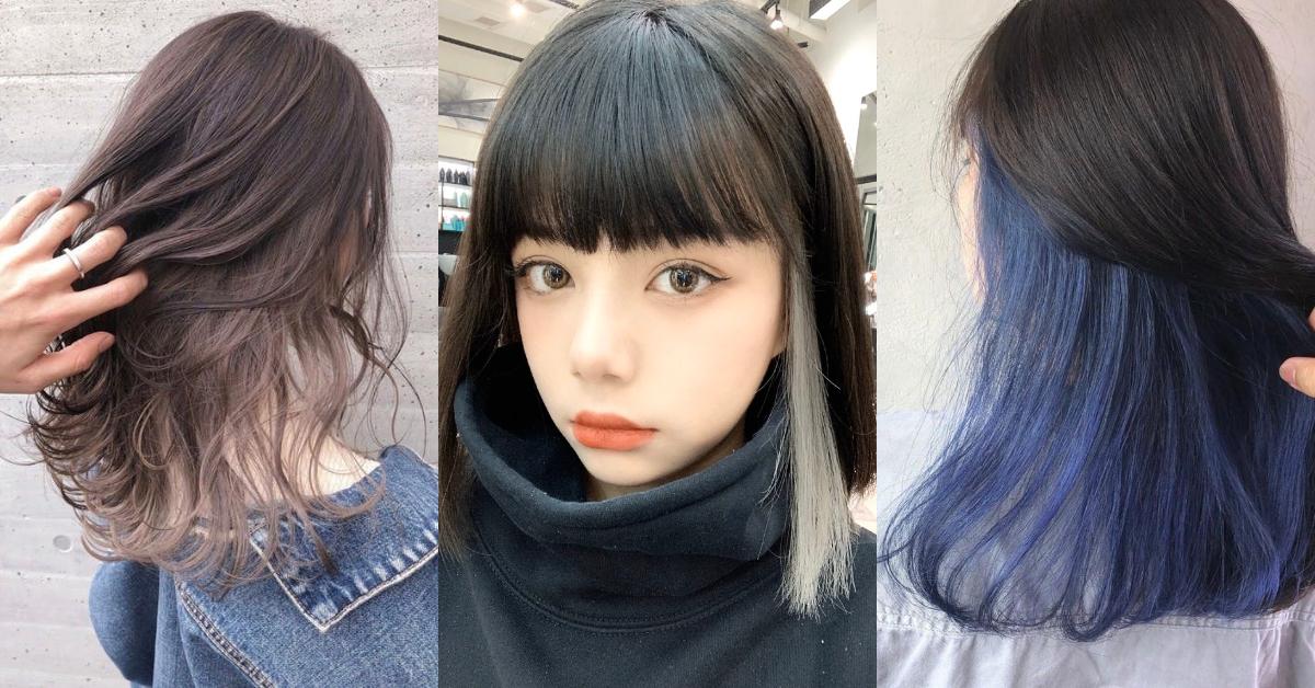 2020初夏染髮趨勢「耳圈染」!溫柔小姐姐撩男小心機,撩髮瞬間仙氣爆棚-0