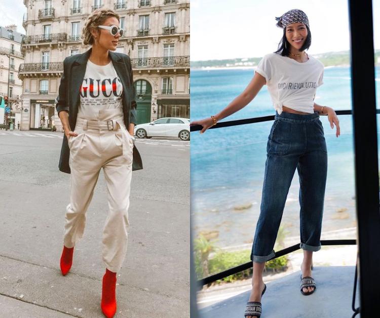 2020夏季Logo T恤這樣買!LV、Dior、Celine...造型師力推這10件!-1