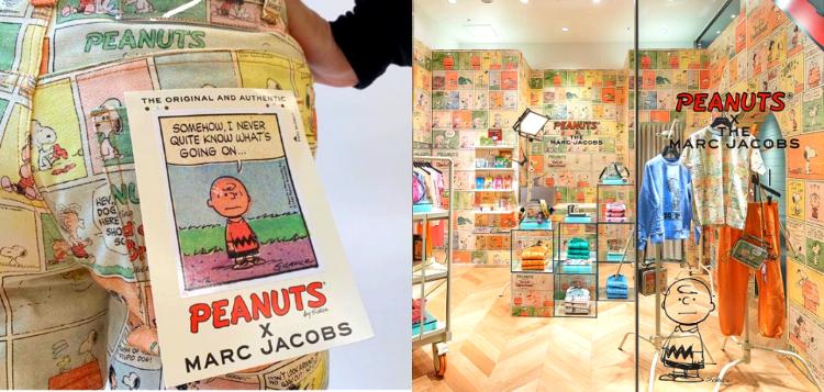 Marc Jacobs相機包「獨立」出走?全新「副牌」首間專賣店正式登台,獨家史奴比聯名吸小資女-0