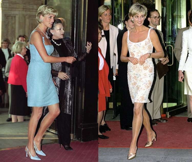 黛安娜王妃逝世23週年,御用鞋匠Jimmy Choo解密為何她離婚後只穿4吋高跟鞋? -0