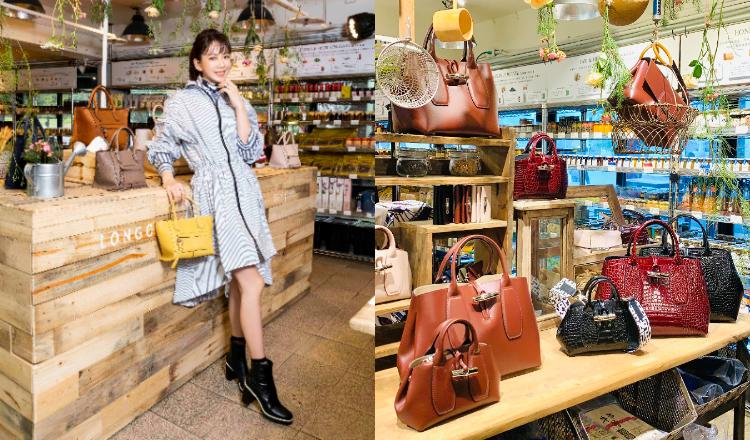 Longchamp春夏包款推薦Top 3!時尚媽咪Melody預告「這款」是2021春夏最愛,新款水餃包竟4千不到-0