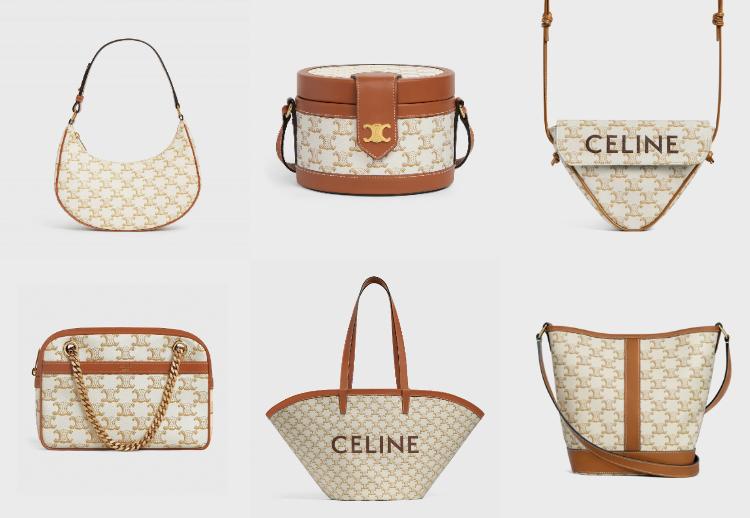 Celine白色帆布系列一次看!連BLACKPINK Lisa也搶揹, 最便宜不到4萬就能入手!-1